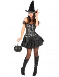 Hexenkostüm Sexy Halloween für Damen