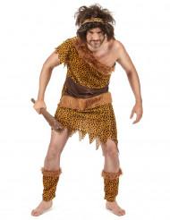 Steinzeitmenschen-Kostüm für Herren
