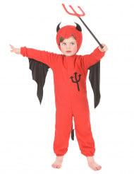 Teufelskostüm für Jungen - Halloween