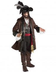 Karibik-Piratenkostüm Deluxe für Herren