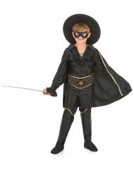 Kostüm maskierter Rächer für Jungen