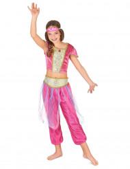 Orientalische-Tänzerinnen-Kostüm für Mädchen