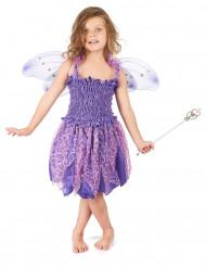 Feenkostüm Violett für Mädchen