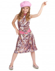 60er Jahre-Kostüm für Mädchen