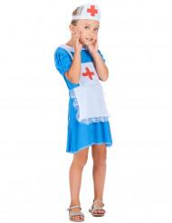 Krankenschwesterkostüm für Mädchen