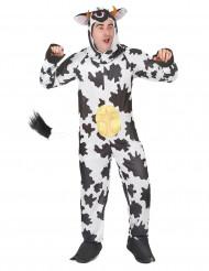Witziges Kuh-Kostüm für Erwachsene
