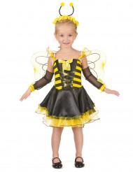 Bienenkostüm klein für Mädchen