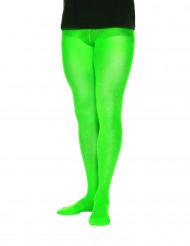 Grüne Strumpfhose für Männer