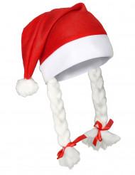 Weihnachtsmann-Mütze für Damen