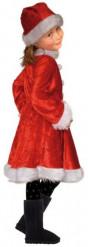 Weihnachts-Kostüm für Mädchen