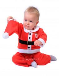3 teiliges Set Weihnachtsmann-Kostüm für Jungen