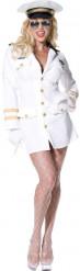 Offizierskostüm Top Gun™ für Damen