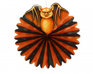 Deko-Kugel Halloween-Fledermaus