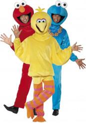 Sesamstraße™ Trio-Kostüm für Erwachsene
