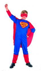 Super Helden-Kostüm für Jungen