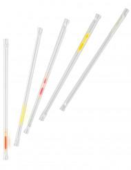 Fluo-Strohhalme
