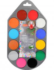 Wasser Make-up Familienbox 48g