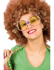 Hippiebrille für Erwachsene