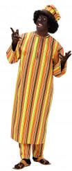 Afrikaner-Kostüm für Herren