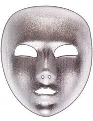 Silber-Maske