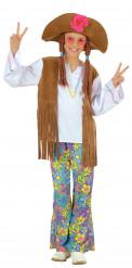 Hippie-Kostüm für Mädchen