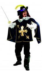 Musketieren-Poncho für Herren