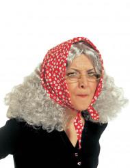 Großmutter-Perücke für Damen