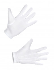Handschuhe, weiß