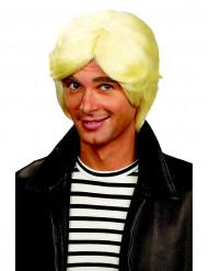 Perücke 70er Blond für Herren