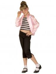 Rosa Damen-Kostüm für Mädchen