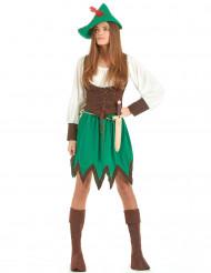 Waldfrauen-Kostüm für Damen