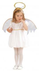 Engel-Kostüm für Mädchen