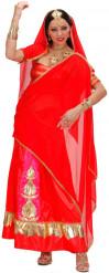 Bollywood-Diva Kostüm für Damen