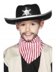 Sheriffshut für Jungen
