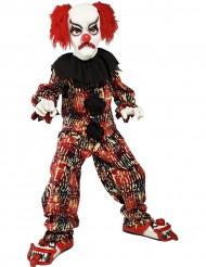 Erschreckendes Clownkostüm für Kinder