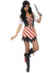 Piratenkostüm für Damen.