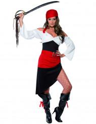 Buccaneers Bounty Piratenkostüm für Damen