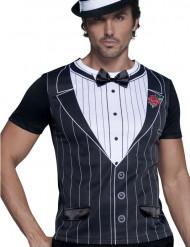 Gangster-T-Shirt für Herren