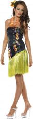 Hawaiianisches Kostüm für Damen