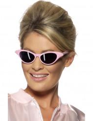 Rosa Brille für Erwachsene