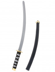 Ninja-Schwert für Erwachsene aus Kunststoff