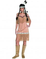 Indianerkostüm für Damen