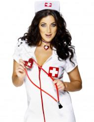 Krankenschwester-Stethoskop