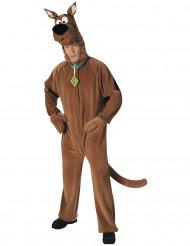 Scooby-Doo™-Kostüm für Erwachsene Lizenz-Verkleidung braun