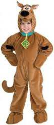 Scooby-Doo™-Lizenzkostüm für Kinder bunt