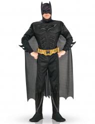 Batman™-Kostüm für Herren mit Muskeln schwarz