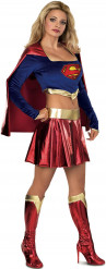 Supergirl™Kostüm für Damen