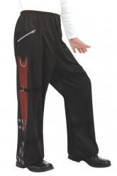 Michael Jackson™-Hose mit Schnallen für Jungen