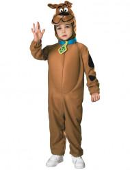 Scooby-Doo™-Kostüm mit Halsband für Kinder bunt