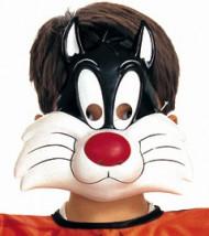 Sylvester™-Maske für Kinder